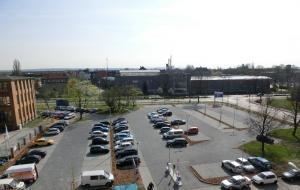 Neubau Parkplatzanlage Dresden