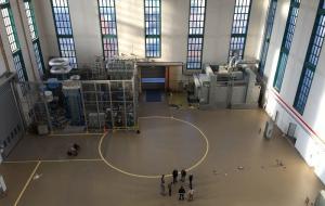 Industriefußbodensanierung für Luftkissentechnik