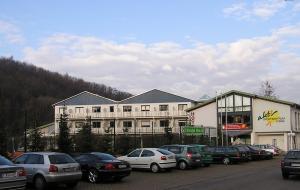 Hotelanbau aktiv-Sportzentrum