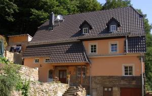 Sanierung Wohnhaus in Wehlen