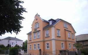 Sanierung Stadtvilla in Heidenau