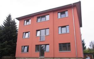 Sanierung Mehrfamilienhaus in Lohmen