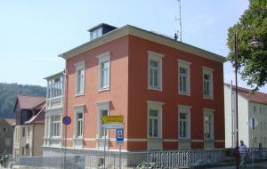 Sanierung Villa Bad Schandau