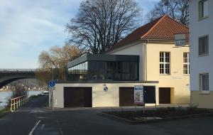Neubau Trainingsraum Pirnaer Ruderverein